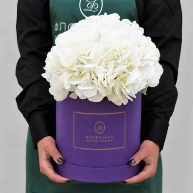Цветы в коробке R6