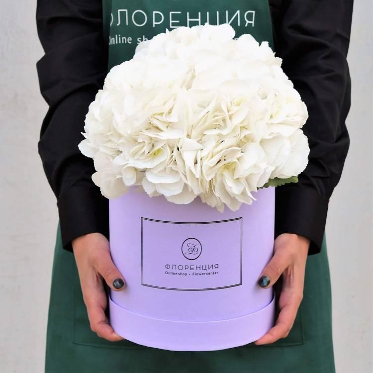 Цветы в коробке R8